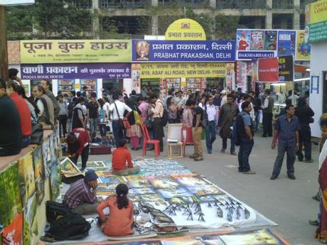 Kolkata Book Fair, 2015- More than a Book Lover's Paradise