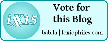 IX15 - Vote for this blog!