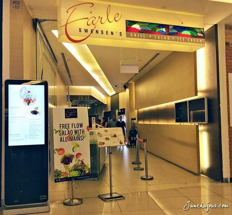 The Sweetest Thing: Gelato Offerings & Desserts @ Earle Swensens!