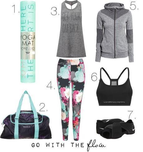 Yoga Look February 2015