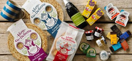Win A Mini Hamper With Abra-ca-Debora Pancakes!