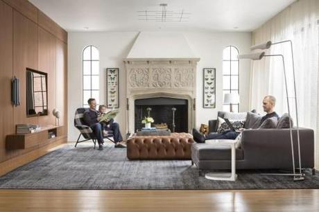 Design Diary Modern Tudor Renovation By Hacin