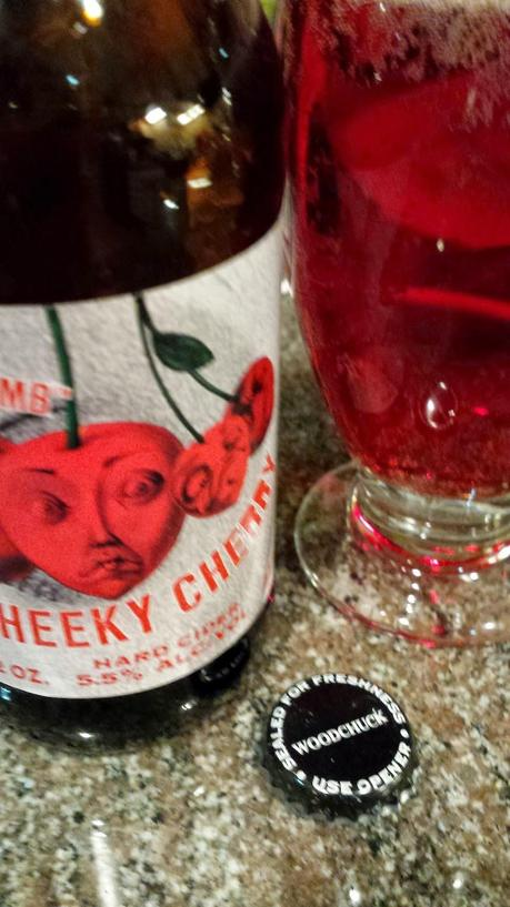 Woodchuck Cidery wants you to drink Cheeky Cherry on Valentine's Day