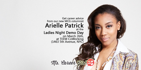 Event Invitation: Ladies Demo Day in NYC for Entrepreneurs