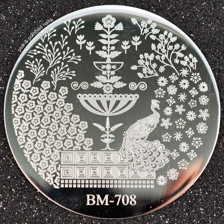 Bundle Monster Secret Garden 2015 Nail Stamping Plates REVIEW
