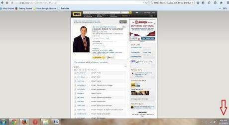 IMDB on ABC News Tonight Dec 12, 2012