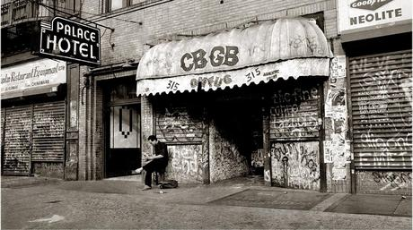 throwback thursday: cbgb