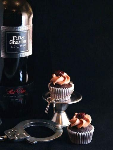 Fifty Shades of Wine & Cupcakes