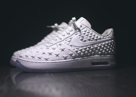 All-Star Gazing:  Nike Air Force 1 Elite All Star Quickstrike Sneaker
