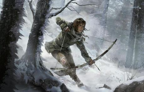 Rise of the Tomb Raider isn't all snow and ice