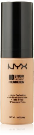 NYX - HD Studio Photogenic Foundation