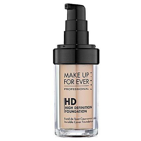 Make Up For Ever - HD Invisible Cover Foundation 118 Flesh 1.01 oz