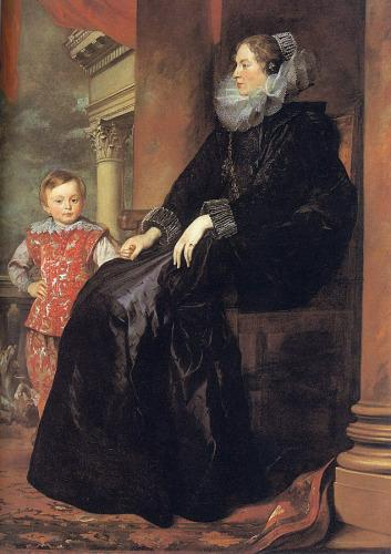 genoese-noblewoman-with-her-son-1626
