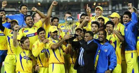 It is no longer India Cements;  Chennai Super Kings Ltd - Corproate