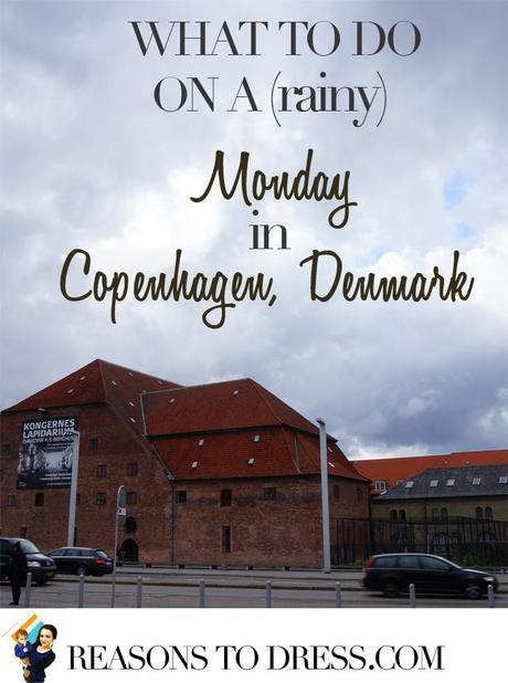 Click here to read my post about what to do in Copenhagen on a Monday (when all the attractions are closed!)