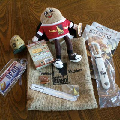 Idaho potato goodies