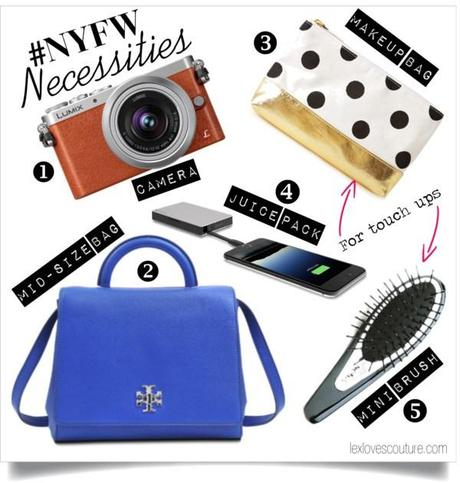 Chic Thursday: 5 NYFW Necessities