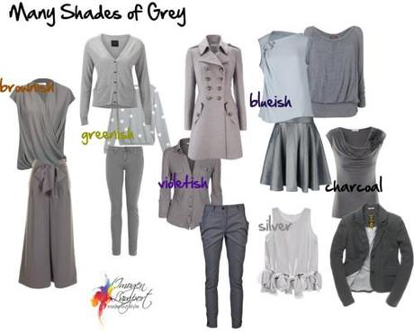 50 Shades of Grey (and how to wear them)