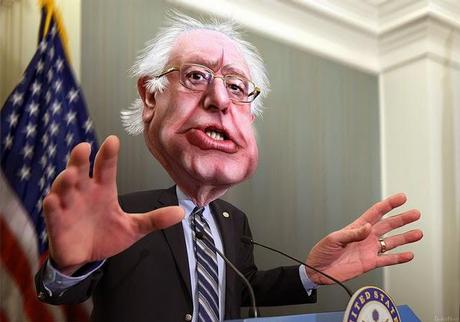Bernie Calls For Rich To Pay A Fair Share Of FICA Taxes