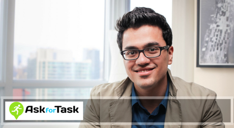 Muneeb Mushtaq Founder of AskForTask: Find Trusted Local Help Nearby