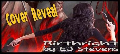 Birthright (Ivy Granger #4) by EJ Stevens: Cover Reveal