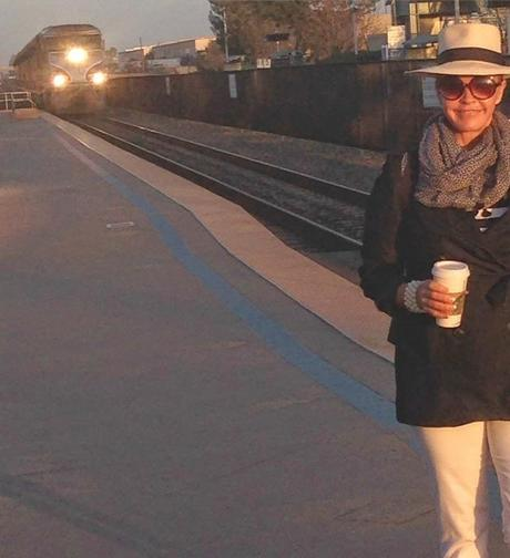 Taking The Train To The San Diego Wedding Show