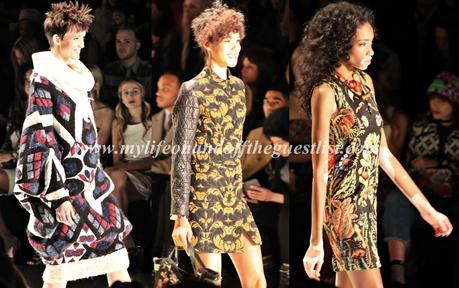 Desigual Fall/Winter 2015 Collection