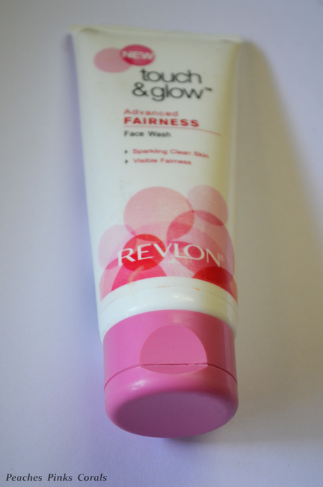 Revlon Touch and Glow Advanced Fairness Facial Foam Review