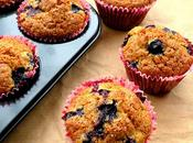 Buttermilk Blueberry Muffins...the After!!