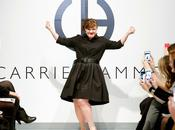 Jamie Brewer Makes History York Fashion Week 2015