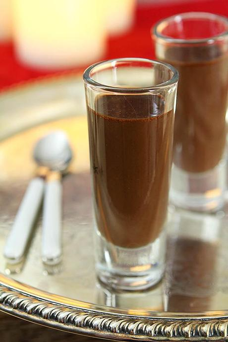 Spiked Chocolate Espresso Shots