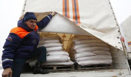 12th humanitarian aid convoy to be sent from Russia to Donbass