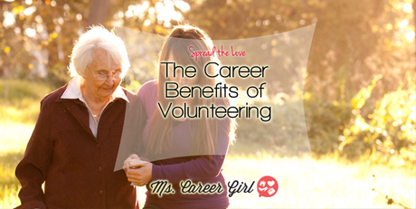 The Career Benefits of Volunteering