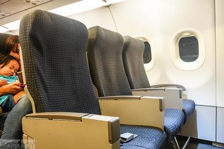 Flight Review: Tigerair (Singapore-Manila)