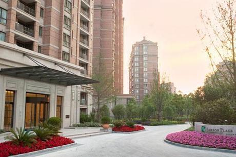 A Great Stay at Lanson Place Jin Qiao Serviced Residences Shanghai