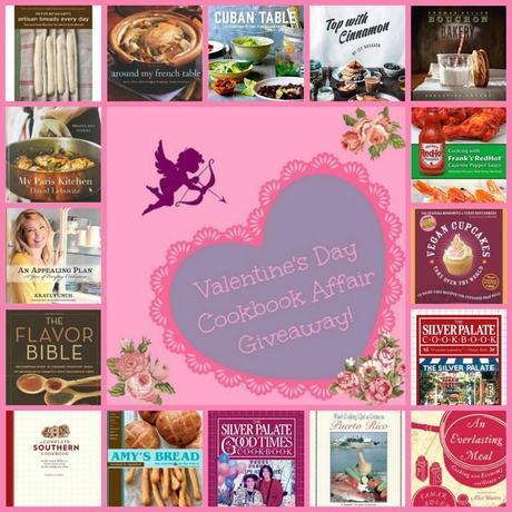 Cookbook Affair Giveaway