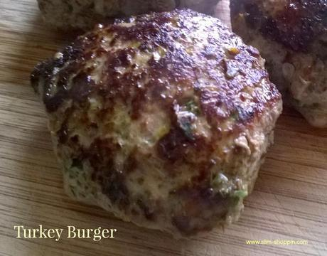 easy and delicious turkey burger