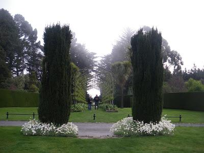 Backpacking in New Zealand: Larnach Castle New Zealand's Only 'Castle'