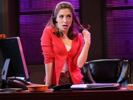 Off-Broadway, Offices Provide the Setting For Master Classes in Acting