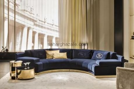 Fendi Casa 2015 Collection Luxury Furniture Paperblog
