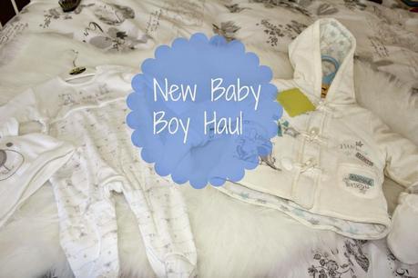Baby Boy Haul So Far!