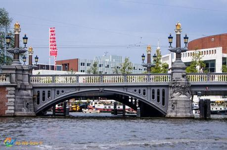 bridge in Amterdam