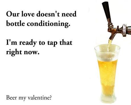 Schön Wonu0027t You Beer My Valentine?