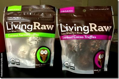 My Fit Foods Living Raw Chocolate Truffles