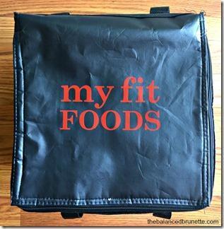 My Fit Foods Tote