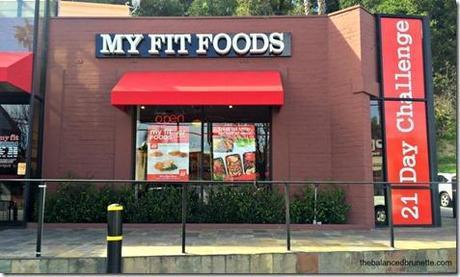 My Fit Foods Studio City
