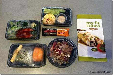 My Fit Foods Healthy Meals
