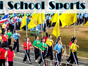 Peek Into Thai School Sports
