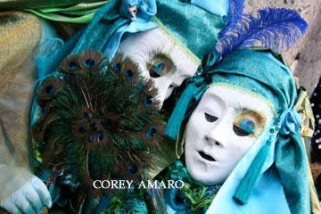 Venice-carnival; corey amaro photography