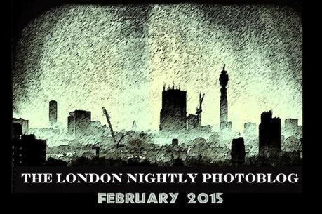 The #London Nightly Photoblog 17:02:15 #Docklands
